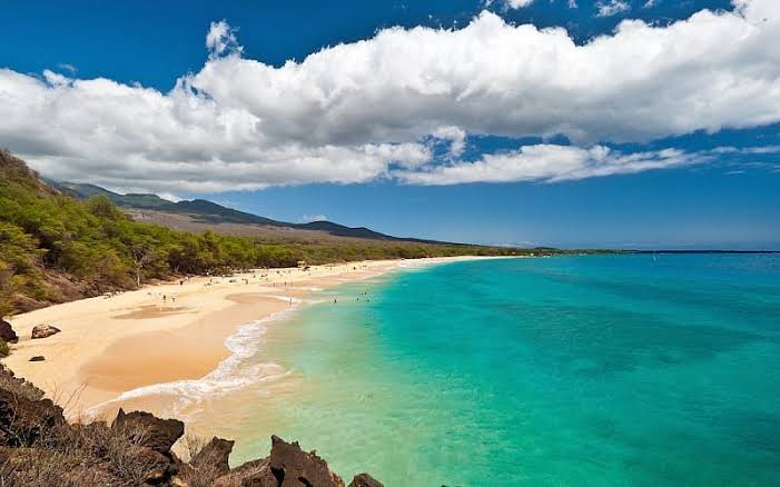THE BEST BEACHES IN MAUI HAWAII!